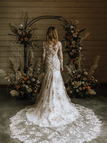 Solstice Wedding Dress