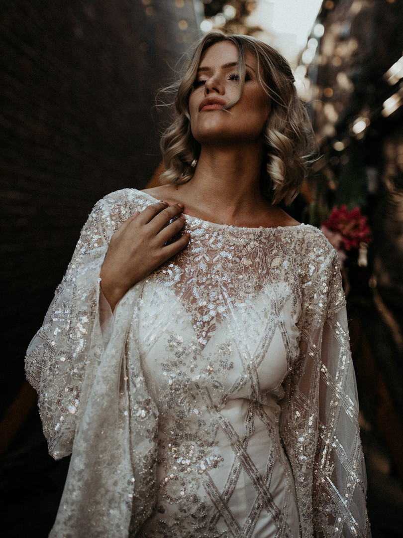 Callisto Wedding Dress