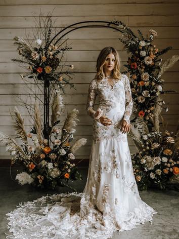 Solstice Wedding Dress