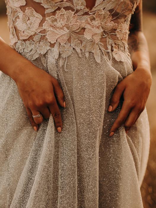 Luna Wedding Dress