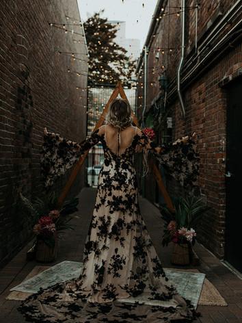 Nightingale Wedding Dress