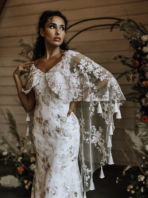 Wisteria Wedding Dress