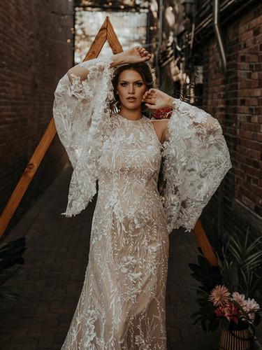 Beaux Wedding Dress