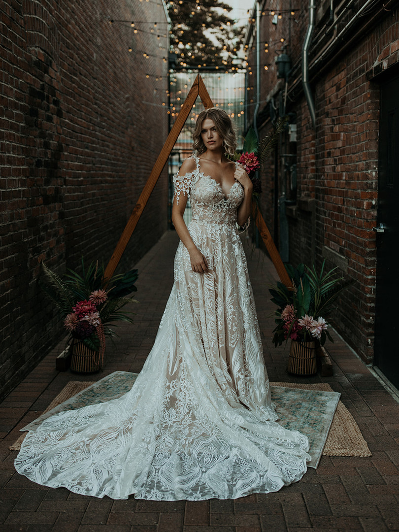 Wren Wedding Dress