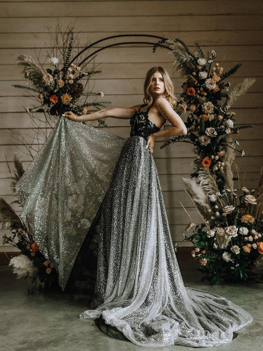 Isra Bridal Skirt