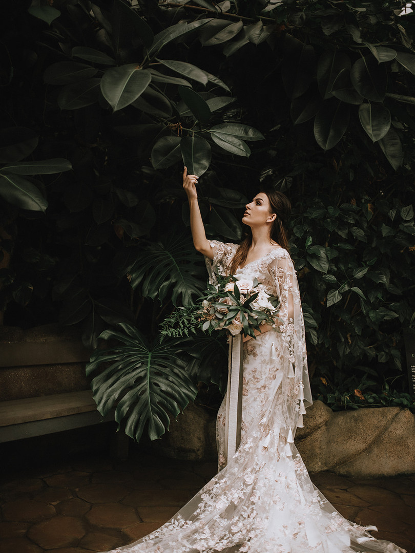 Wisteria Wedding Dress