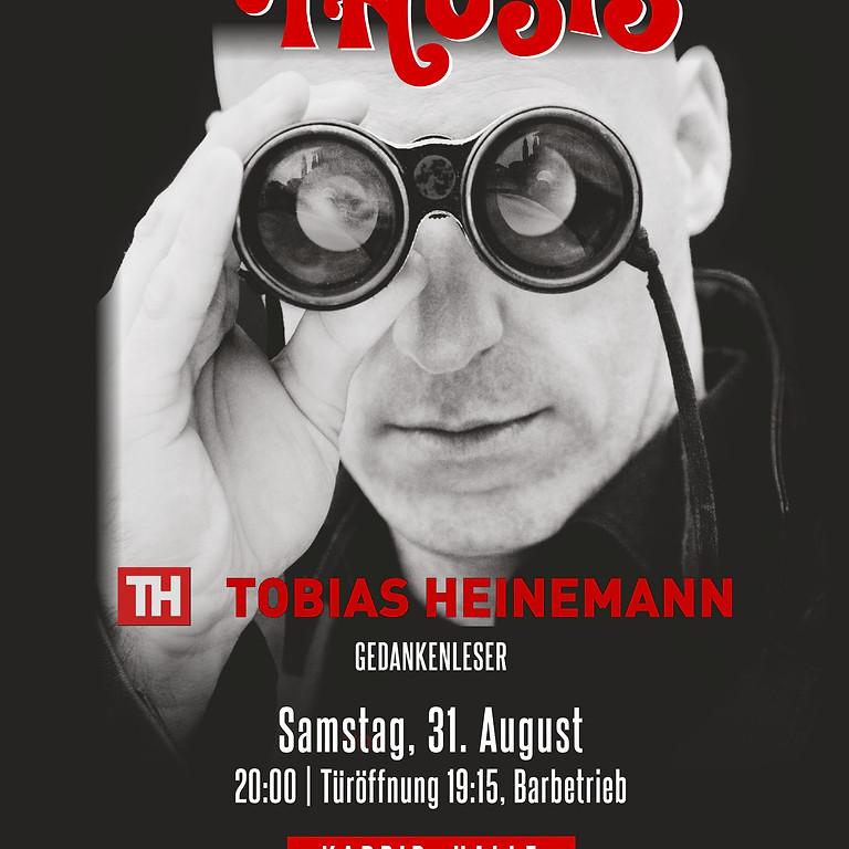 Verzaubertes Thusis - Gedankenleser Tobias Heinemann