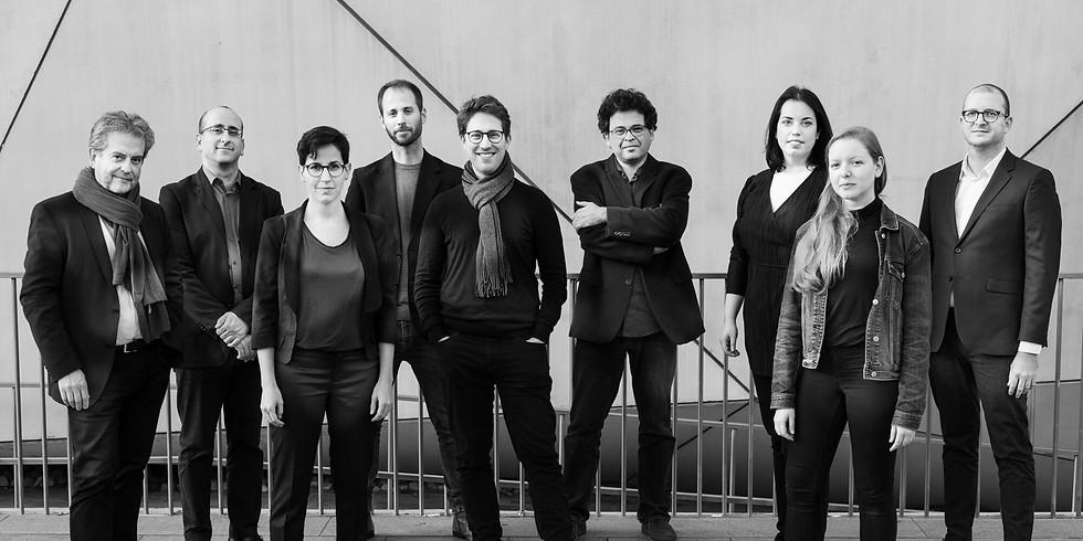 "Premiere of the ""Cloud"", Israel, Meitar Ensemble"