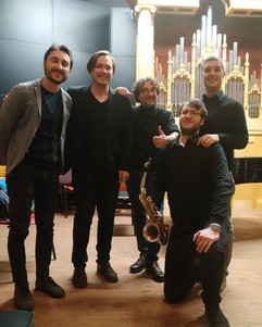With MotoContrarion Ensemble (Italy)