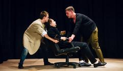 actor, performance Wojcieck