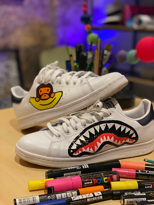 Customed Stan Smith