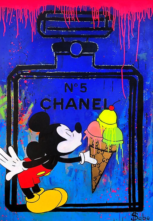 Mickey Mouse N°5