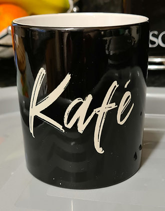 Kafé Heat Changing Mug