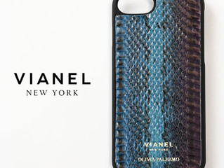 VIANEL: The Luxe Cell Phone Case I've Been Waiting For