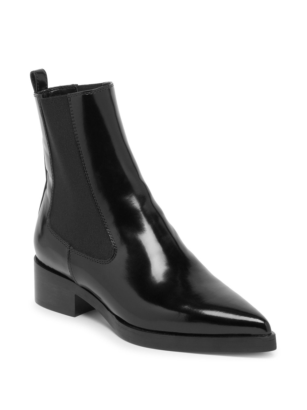 Stella McCartney vegan elevated Chelsea boot Point Toe