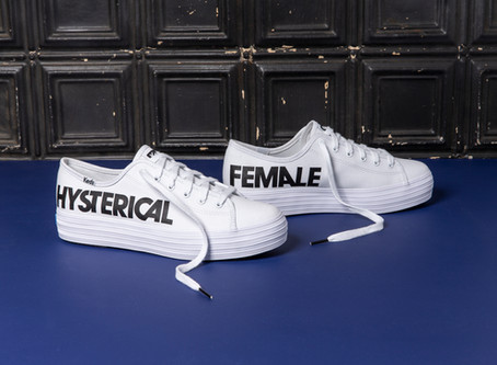 Rachel Antonoff + Keds: Kicking Stigma to the Curb