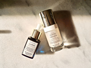 The Power Couple: Luna Night Oil and Good Genes Will Transform Your Skin Overnight.