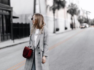 Fashion Influencers' Favorite Trends in Outerwear for 2018... Plus Mine!