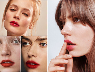 Rituel de Fille Shade, Carnal, Pairs Perfectly with a Blurred-Edge Lip.