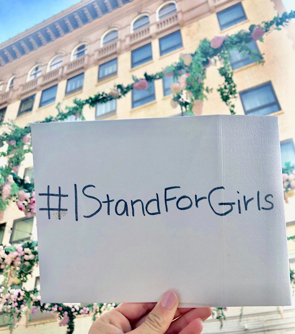 I Stand For Girls