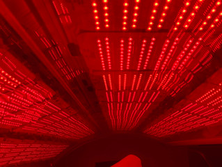 Skin S.O.S.: Red Light LED Beds are Pure Skincare Magic