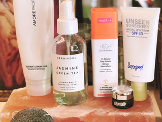 #Shelfie Shout-Out: An L.A. Beauty Blogger Shares Her Go-To Skincare Regimen For Early Mornings