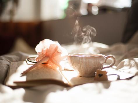A Morning CBD Tea Ritual for Greater Wellness