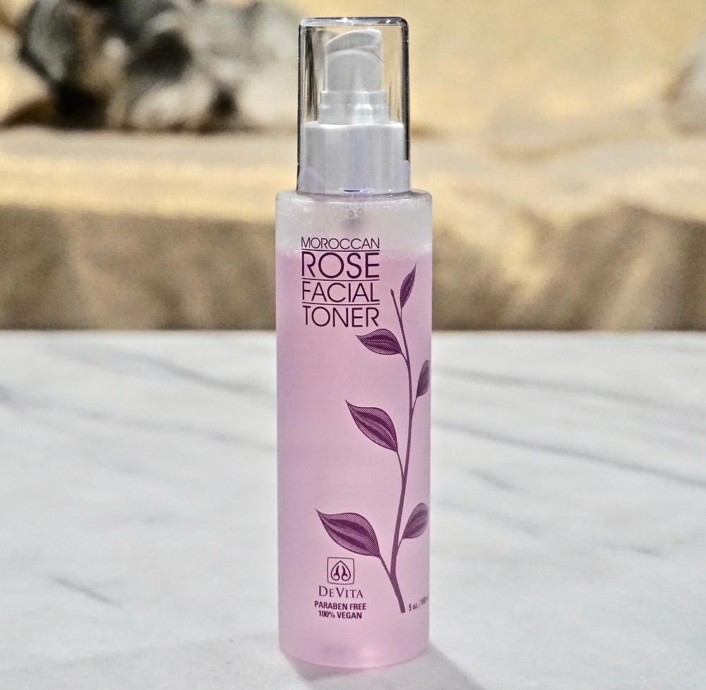Rose Facial Toner