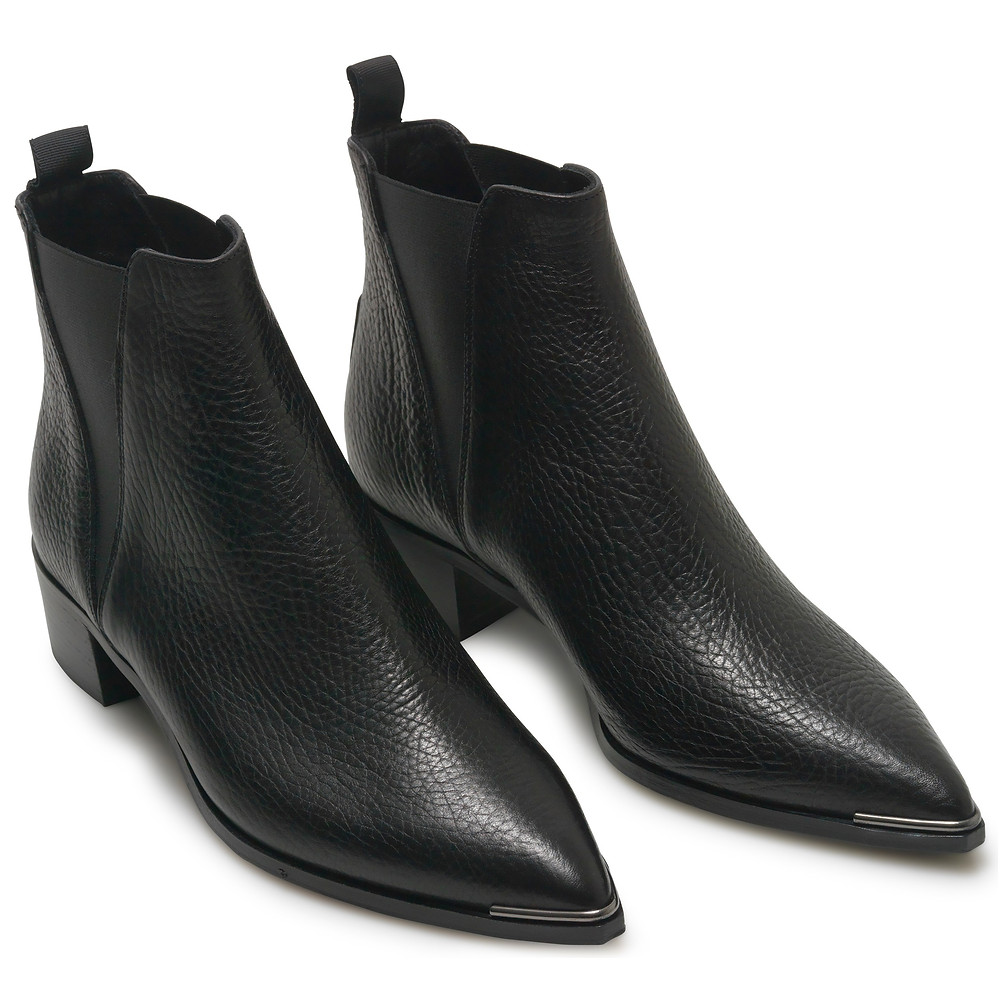 Acne Studios Grain Leather Chelsea Boot
