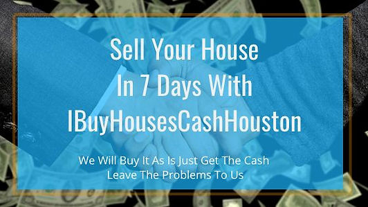 Sell your house in 7 days
