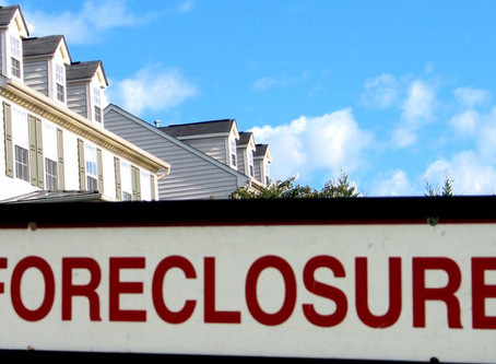 Real Estate Foreclosure and Your Mortgage Financing Options