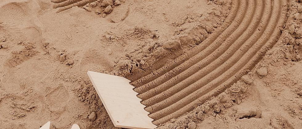 Sand Combs