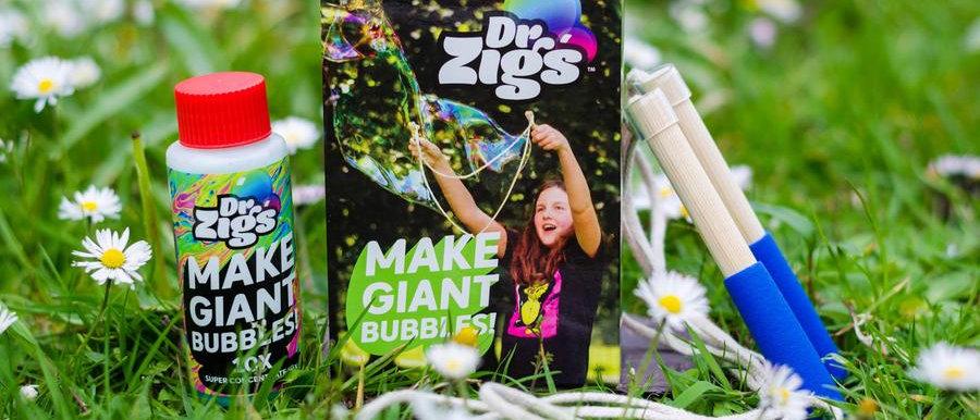 Giant Bubble Travel Kit