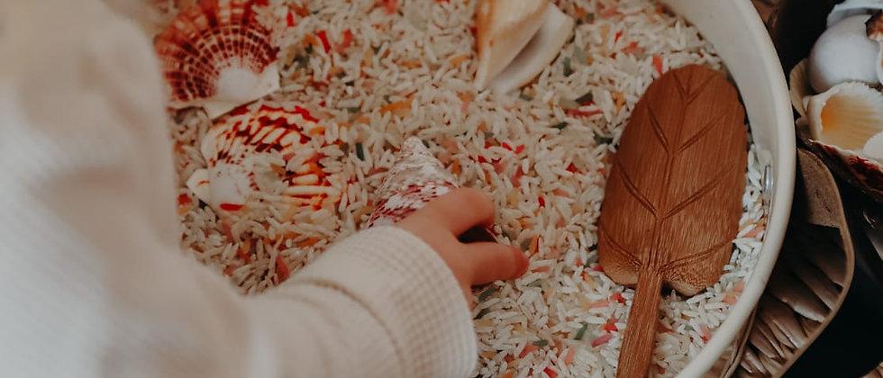 Funfetti - Sensory Grains