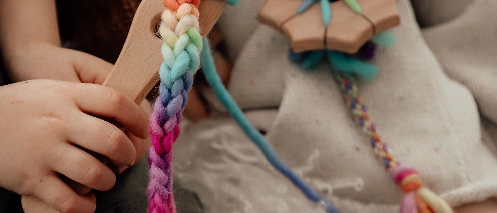 Knitting Fork