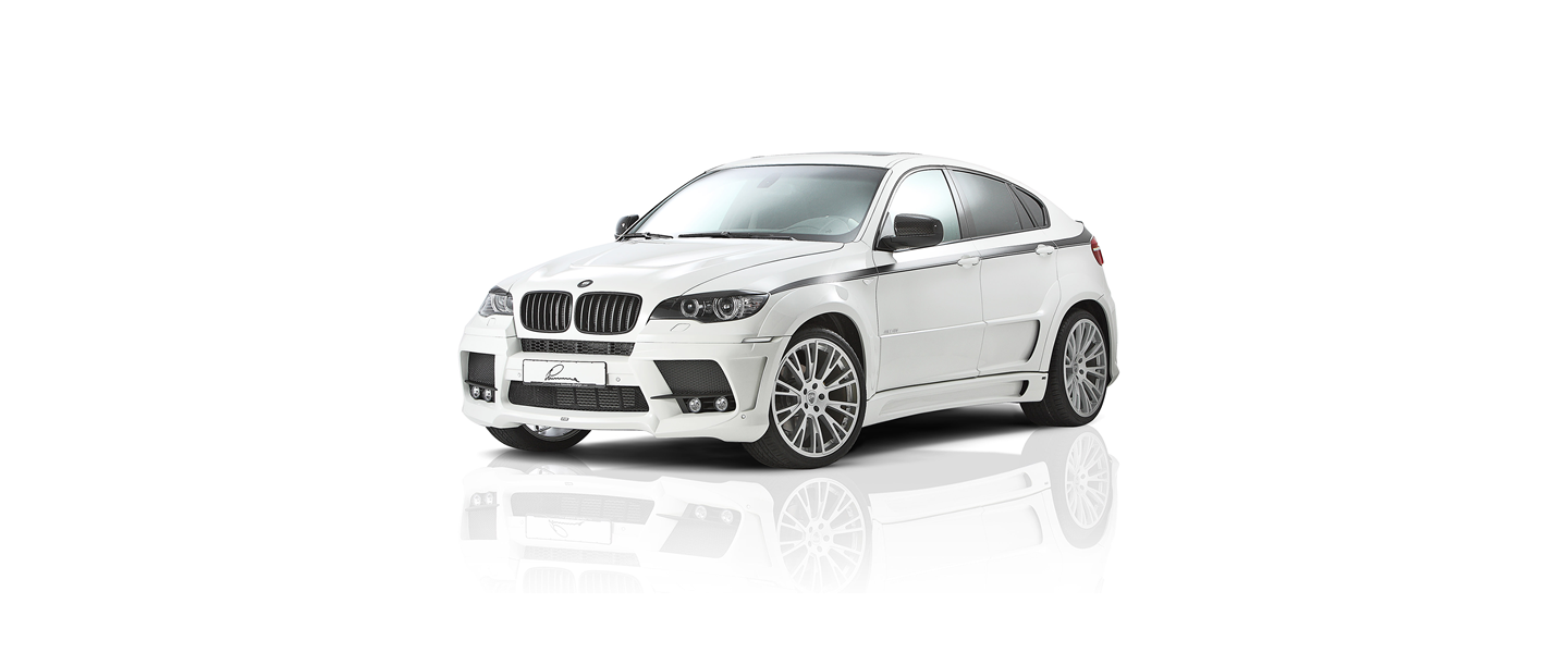 BMW X6 Vehicle Paint Protection