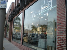 Los Angeles Window Tints Anti Graffiti Commercial Window Film