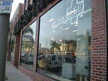 Los Angeles Window Tints Anti Graffiti Commercial Window Film