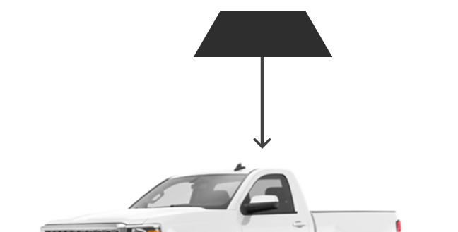 Rear Back Windows ( Standard Cab Truck Kits )