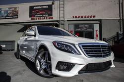 Mercedes S550 Window Tint