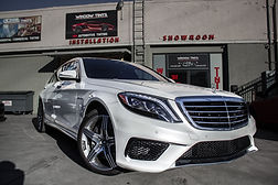 Los Angeles Vehicles Paint Protection
