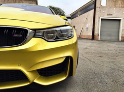 BMW M3 Paint Protection