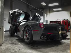 Ferrari Window Tint