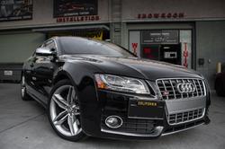 Audi Coupe Windshield Tint