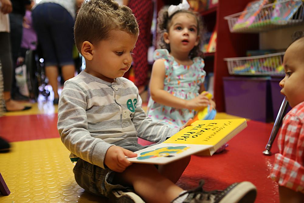 La niñez que lee