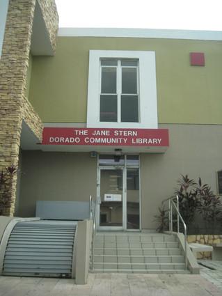 The Jane Stern Community Library en Dorado, Puerto Rico