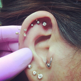 After-Care for My Piercings