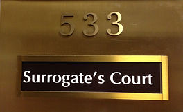 """<p class=""""font_8"""">If a loved one has passed while leaving a will, the nominated executor should contact this office. If no will can be found, a loved one may be appointed administrator of the estate by the Surrogate's Court. Gregg H. Redmond has the experience to guide you through the entire process. Once appointed by the Surrogate's Court to act, the executor or administrator of the estate must gather the assets, pay the bills, and distribute the assets as the will or as the statutes require. Taxes must be filed for the individual and may have to be filed for the estate on both the estate and federal levels. Gregg H. Redmond has the experience to guide you through each and every step of this process.</p>"""