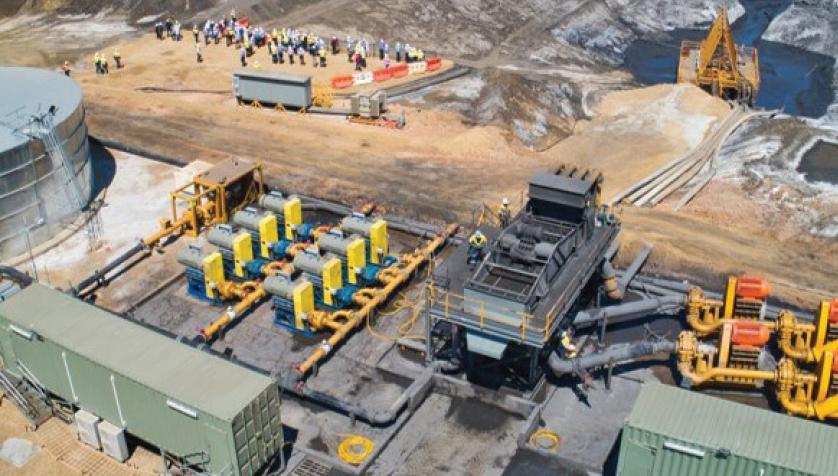 Century Mine Project