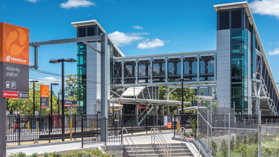 Alderley and Newmarket Station Accessibility Upgrade